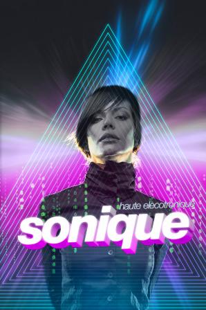 Sonique flyer front