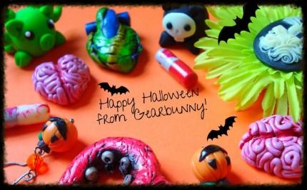 Happy Halloween Gearbunny 2013
