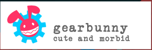 Gearbunny: Cute and Morbid Handmade Jewelry and Accessories